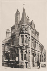 Image of Spired Cheshire Cheese Hotel
