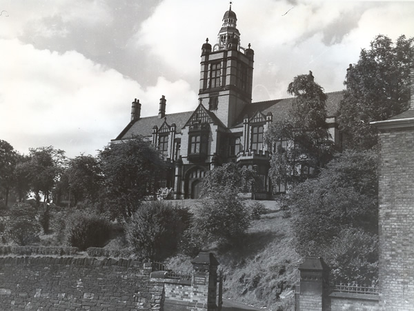 image of Pendlebury Hall, Heaton Norris, Stockport
