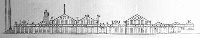 Architects elevation view