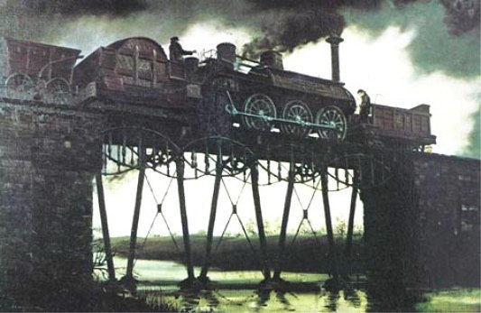 Gaunless_viaduct_bearing_Director_class_engine